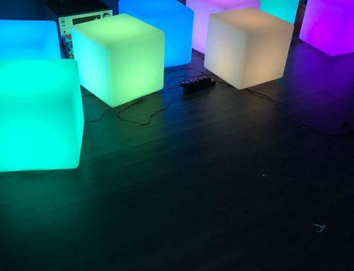 LED kubu noma