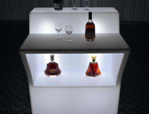 LED bāra letes noma